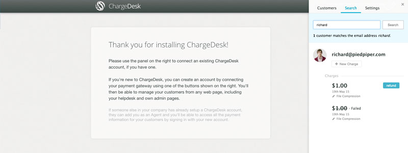 Integrate Chrome with PayPal - ChargeDesk